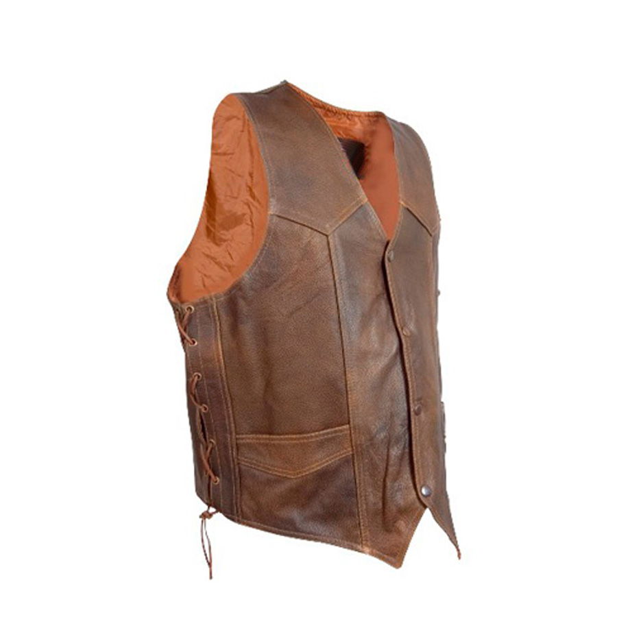 Leather Vests